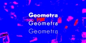 Geometra Rounded font download