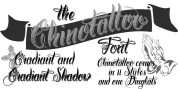 Chino Tattoo font download