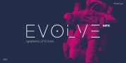MADE Evolve Sans font download