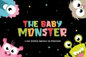 The Baby Monster font download