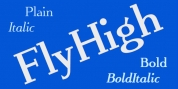 FlyHigh font download