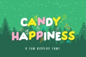 Candy Happiness font download
