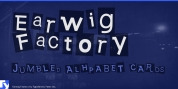 Earwig Factory font download