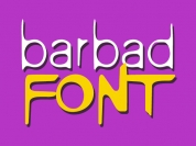 Barbad font download