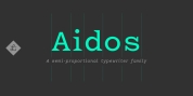 Aidos font download