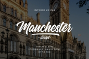 Manchester font download