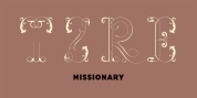 Missionary font download