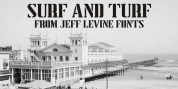 Surf and Turf JNL font download