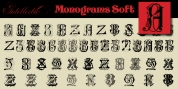 Intellecta Monograms Soft font download