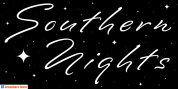 Southern Nights font download