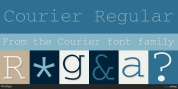 Courier font download
