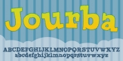 Jourba font download