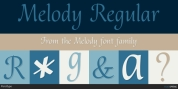 Melody font download