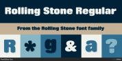 Rolling Stone font download