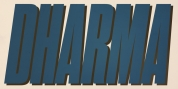 Dharma Gothic M font download