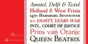 Dutch Mediaeval Book font download