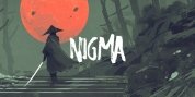 Nigma font download
