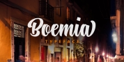 Boemia font download