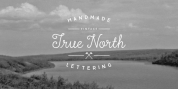 True North font download