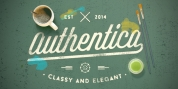 Authentica font download