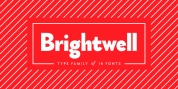 Brightwell font download