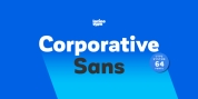 Corporative Sans font download