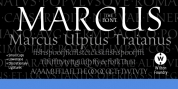 Marcus font download