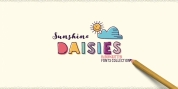 Sunshine Daisies font download