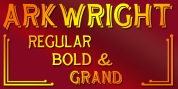 Arkwright font download