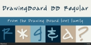 Drawing Board font download
