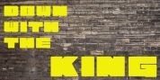 Down With The King font download