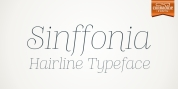 Sinffonia font download