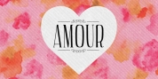 AMOUR font download