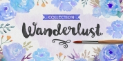 Wanderlust Pro Collection font download