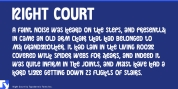 Night Court font download