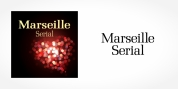 Marseille Serial font download