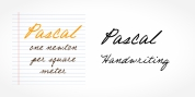 Pascal Handwriting font download