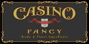 Casino Fancy font download