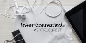 Interconnected font download