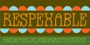 Respexable font download