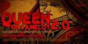 Queen Of Camelot font download