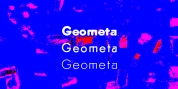 Geometa Rounded font download