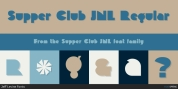 Supper Club JNL font download