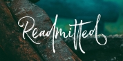 Readmitted font download