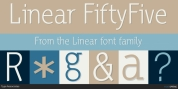 Linear font download