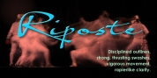 Riposte font download