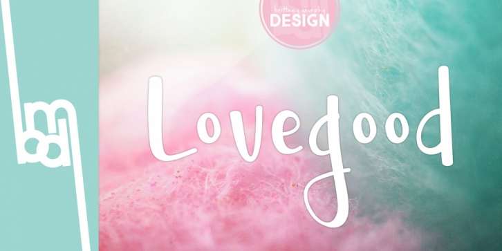 Lovegood font preview