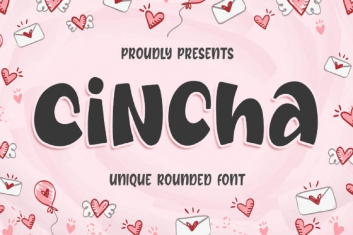 Cincha font preview
